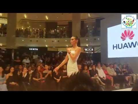 The Huawei Night Out Show @ KL Fashion Week 2016