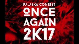 Falaska Contest - Once Again 2k17 - SPOT