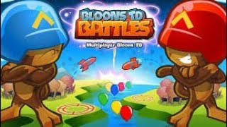 Bloons tower defense game play | pt 1(ft. Xxlone X WolfxX)