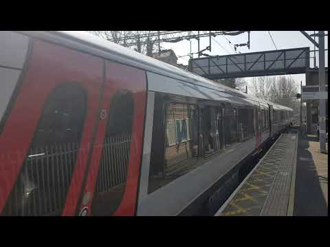 Maiden Voyage To London For First Of Greater Anglia's Brand New Bombardier Electric Commuter Trains
