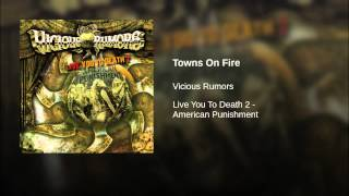 Towns On Fire