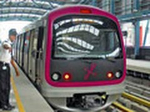 Ride the Bangalore Metro with NDTV