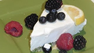 How To Make No Bake Ice Box Lemon Pie Summer Fever!