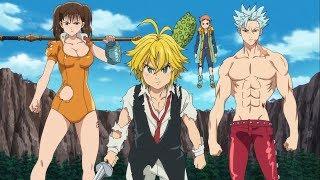Dragon Sin Meliodas「AMV」-   NEFFEX - Grateful / : Nanatsu no Taizai: Imashime no Fukkatsu