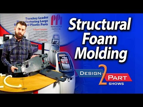 Structural Foam Molding an alternative to sheet metal - PPI