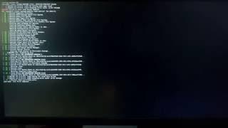 Archlinux - fail boot