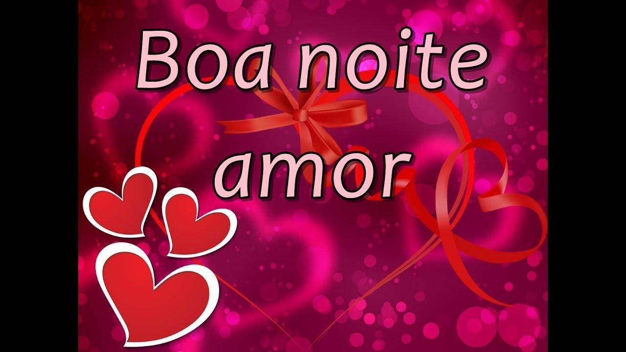 Boa Noite Amor: Para Whatsapp, Facebook