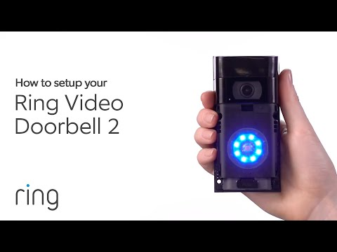 How to Setup Ring Video Doorbell 2