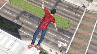 GTA 5 Parkour Fails Episode 3