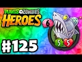 Zombot Sharktronic Sub! - Plants vs. Zombies: Heroes - Gameplay Walkthrough Part 125 (iOS, Android)