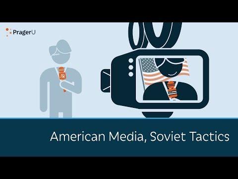 American Media, Soviet Tactics