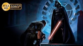 Repeat youtube video Star Wars El Poder De La Fuerza Pelicula Completa Español | Cinemáticas Jefes LA PELICULA 1080p