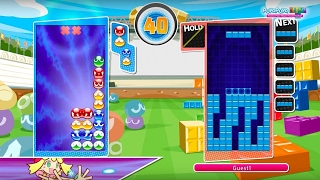 Puyo Puyo Tetris Official Tailing Tutorial