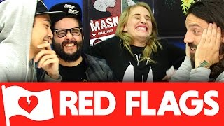 SourceFed Plays - RED FLAGS!