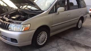 Nissan Bassara Jtu30 Qr25de 2001 г.в. (донор 866)