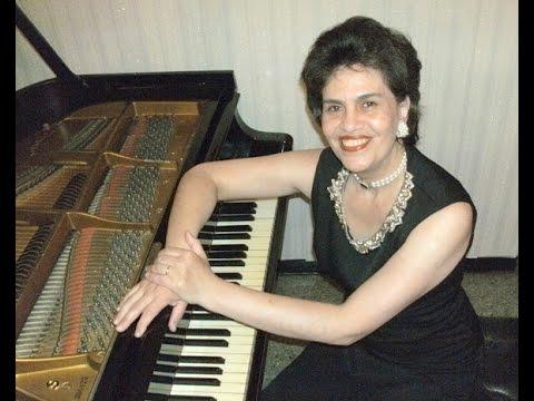 Fauré:  Après un Rêve, op 7 nº1 Elizabeth Arenas, piano solo