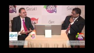 Jam with sam E15 with Sandeep Ohri From April Broadcast Pvt. Ltd.