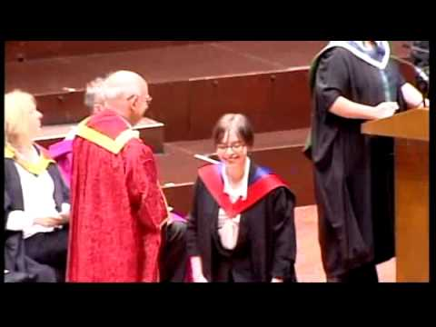 Graduation Ceremony 2013 - Edinburgh Napier University ( Mustafa )