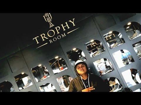 Trophy Room! (Marcus Jordan, Michael Jordan Store)