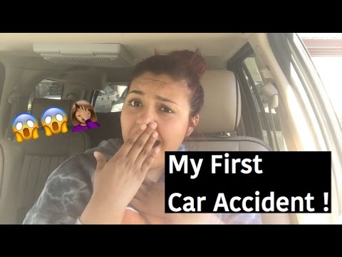 My First Car Accident and What We Can Both Learn From It
