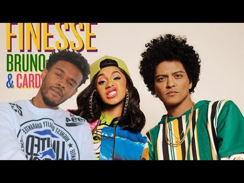 Cardi B & Bruno Mars - FINESSE REACTION/REVIEW