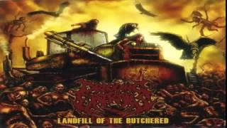 Dragging Entrails - Landfill Of The Butchered (Full Album)
