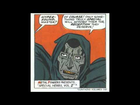 MF DOOM Special Herbs Vol 1-2 (Full Album)