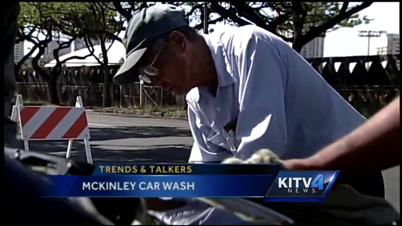 Trends & Talkers: McKinley Car Wash