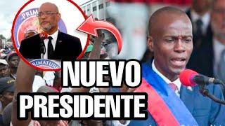 HAITÍ: NUEVO PRESIDENTE DE HAITÍ ( Noticia de hoy Haití ) COLOMBIANO EN HAITÍ