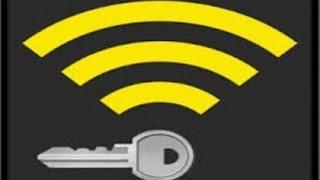 كيف تظهر كلمات مرور شبكات ال wifi التي سبق الاتصال بها على هاتف الاندرويد