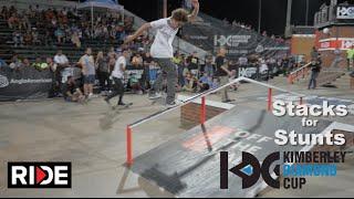 TJ Rogers, Micky Papa, Yoshi Tanenbaum - Stacks for Stunts