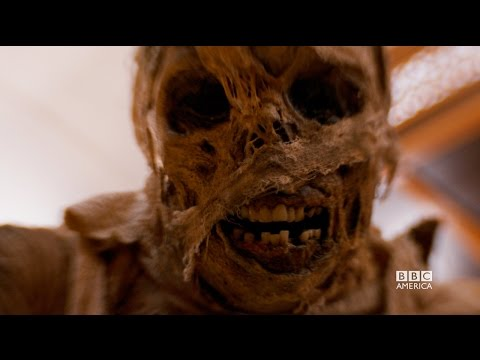 DOCTOR WHO Mummy on the Orient Express Ep 8 Trailer - SAT OCT 11 at 9/8c on BBC AMERICA
