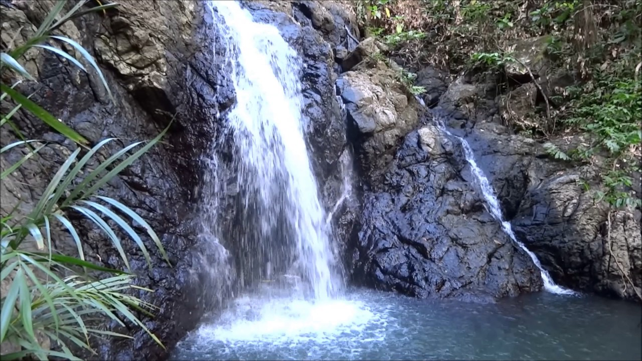 Tropical Island Beach Ambience Sound: Relaxing Music With Nature Sounds Waterfall HD South