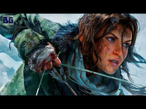 Rise of the Tomb Raider. O Filme Dublado