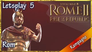 Let's Play: Rise of the Republic (Sehr Schwer | GER | 1080p): ROM #5