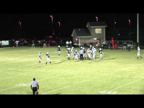 Providence Junior Varsity JV Football vs North Cobb Christian School, 2012