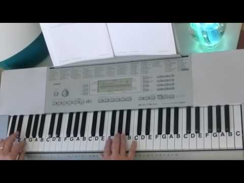How To Play ~ The Real Slim Shady ~ Eminem ~ LetterNotePlayer ©