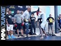 Download mp3 UFC 234: Anderson Silva full open workout for free