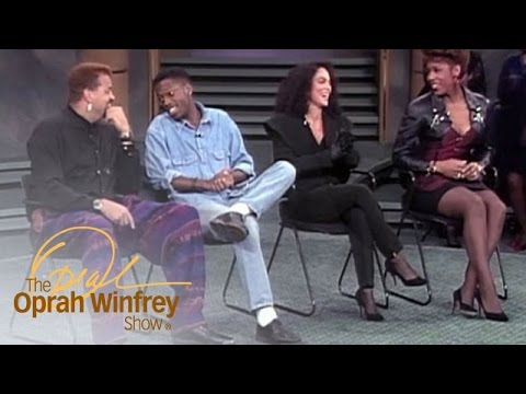 A Different World: How the  Changed Their Lives  The Oprah Winfrey   Oprah Winfrey Network