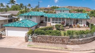 Kahala Luxury Home For Sale | 1344 Pueo Street, Honolulu, Hawaii 96816