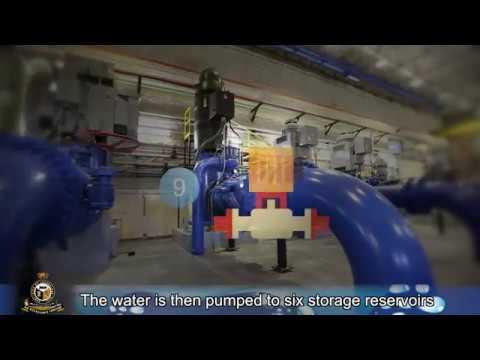 City Of Lethbridge's Water Treatment Process