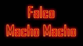 Falco - Macho Macho (Instrumental Cover)