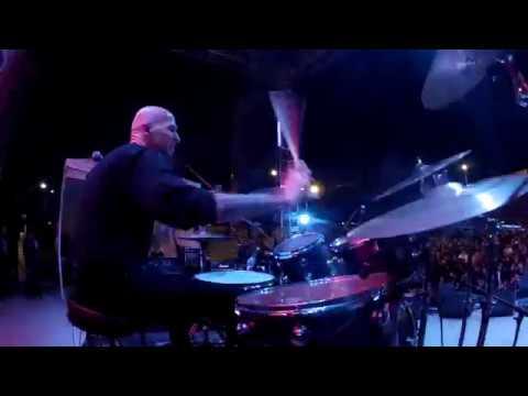 Vieja con feedback (Sal y Mileto) Igor Icaza (Drum cam)