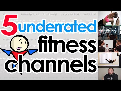 5 Underrated Fitness Channels You Need to Watch