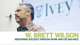 Thumbnail Interview with W. Brett Wilson on Leader Character and Candour