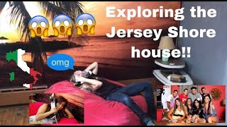 Exploring the Jersey Shore house!!//January 27, 2019