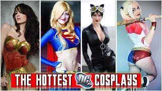 The Hottest DC Cosplay - Female DC Cosplay | 20+ DC Superheros Hot Lady Cosplay | DC Unseen Cosplay