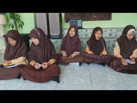 Nasyid SDN 004 BONTANG BARAT ( latihan)