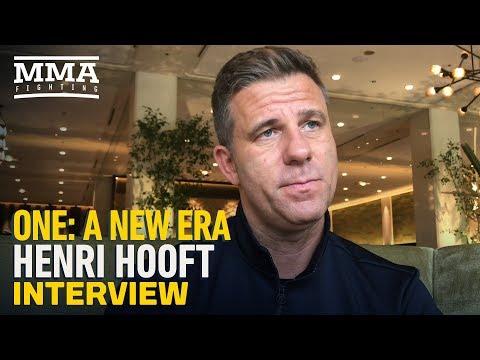 Henri Hooft Says Luke Rockhold's Skillset is 'Best I Ever Saw in MMA' - MMA Fighting