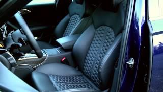 Audi RS6 s mamutím krútiacim momentom - Chválov test  TV SME